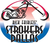 Strokers Dallas Logo