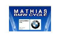 Mathias BMW Cycle Sales & Service Logo