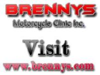 Brennys Motorcycle Clinic Logo
