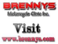Brennys Motorcycle Clinic Logo