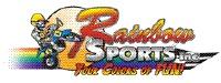 Rainbow Sports INC Logo