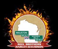 Reel Brothers Harley-Davidson Logo