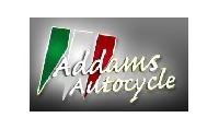 Addams Auto Cycle Logo