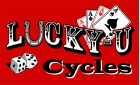 Lucky U Cycles Logo