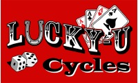 Lucky U Cycles Logo