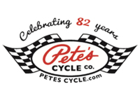 Pete's Cycle Logo