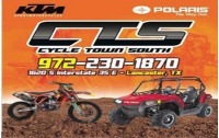 Cycle Town South Logo