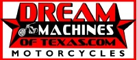 DREAM MACHINES OF TEXAS Logo