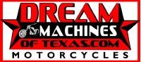 DREAM MACHINES OF TEXAS Logo