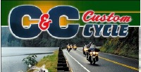C and C Custom Cycle Inc Logo