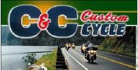 C and C Custom Cycle Inc Logo