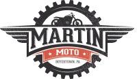 MARTIN MOTO Logo