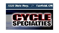 Cycle Specialties of Fairfield Logo