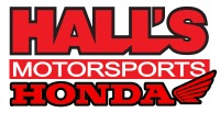 Hall's Motorsports- Honda Logo