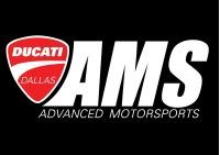 AMS Ducati Dallas Logo