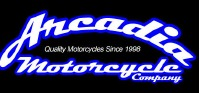 Arcadia Motorcycle Company Logo