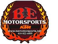 B & E Motorsports Logo