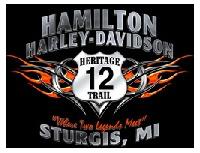 Hamilton Harley-Davidson Logo