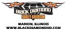 Black Diamond Harley-Davidson Logo