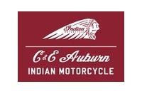C&E Auburn Indian and V-Twin Logo