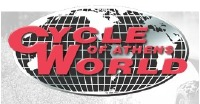 Cycle World Of Athens Logo