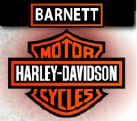 Barnett Harley-Davidson Logo