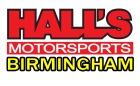 Hall's Motorsports- Birmingham Logo