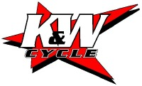 K & W Cycle Logo