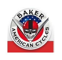 Baker American Cycles Logo