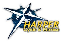 Harper Cycle & Marine Logo