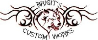 Brigits Custom Works Logo