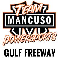 Team Mancuso Powersports Gulf Freeway Logo