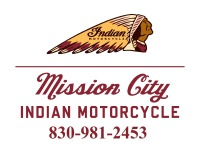 Mission City Indian Motorcycle Logo
