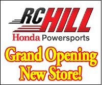 RC Hill Honda Powersports Logo