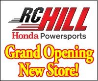 RC Hill Honda Powersports Logo