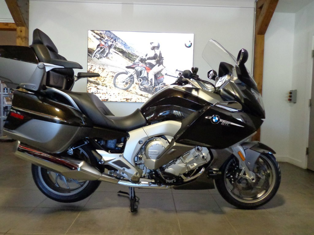 2016 BMW K1600GTL, North Hampton NH