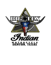 Freedom Powersports Denton/ Big Tex Indian Motorcycle Logo