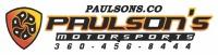 Paulson's Motorsports Logo