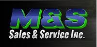 M & S Sales & Service Inc Logo