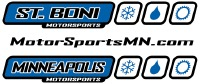 St. Boni Motor Sports/Minneapolis Motor Sports Logo