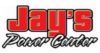 Jay's Power Center Logo