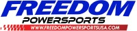 Freedom Powersports McDonough Logo