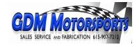 GDM Motorsports Logo