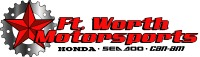 Fort Worth Motorsports Logo