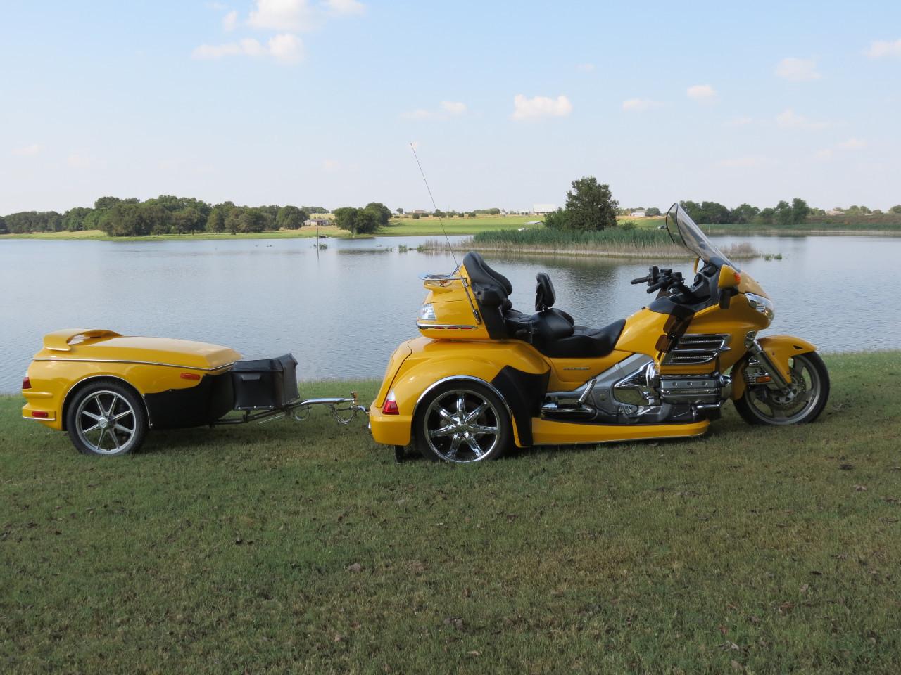 Honda Temple Tx 2010 Honda Gold Wing AUDIO COMFORT NAVI XM, Temple TX - - Cycletrader ...