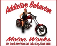 Addictive Behavior Motor Works Logo