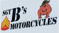 SGT B'S MOTORCYCLES Logo