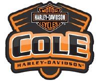 Cole Harley Davidson Logo