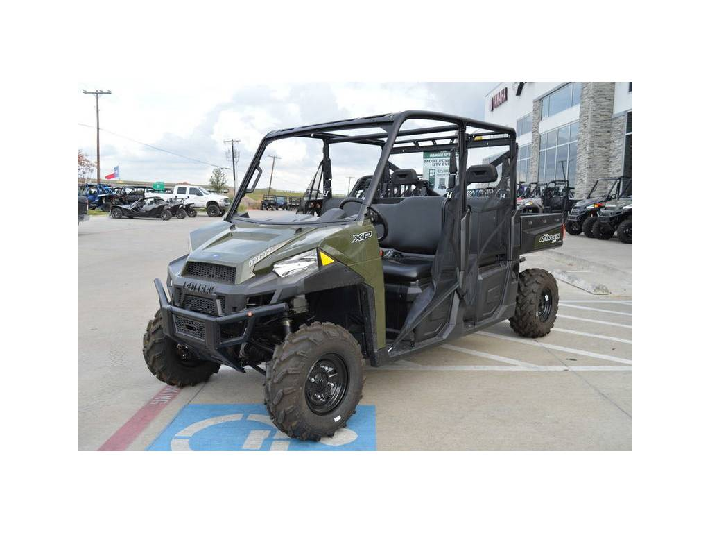 2017 polaris ranger crew xp 1000 sage green hudson oaks tx. Black Bedroom Furniture Sets. Home Design Ideas