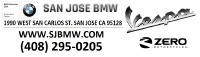 San Jose BMW Motorcycles Logo